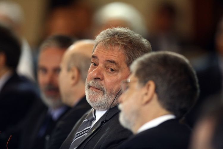 Lula despede-se do Mercosul