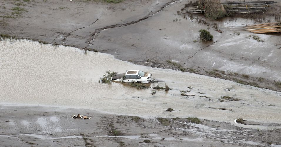 Inundação na Austrália