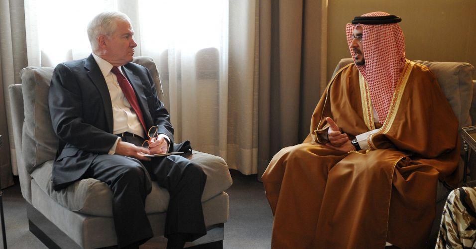 Secretário dos EUA no Bahrein