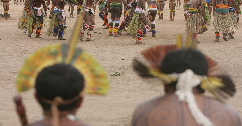 Parque do Xingu completa 50 anos