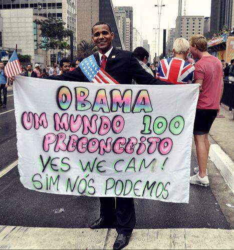Sósia de Obama
