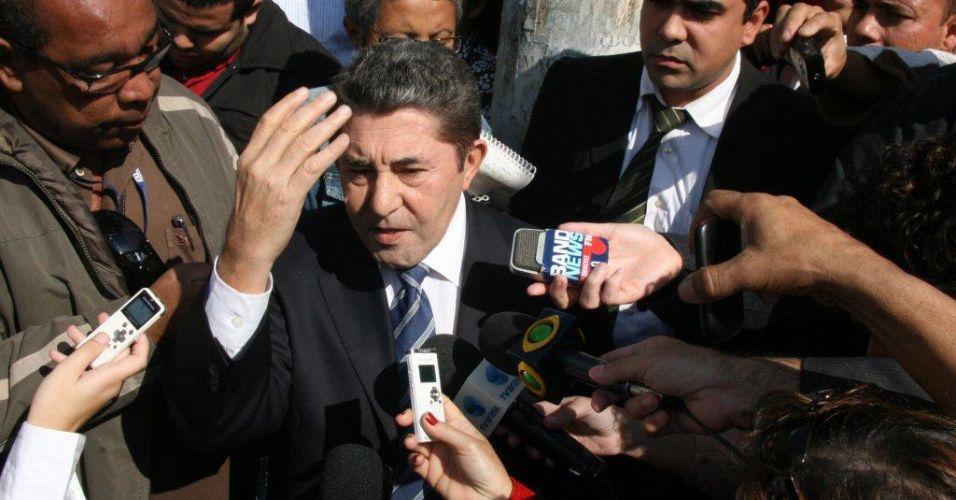 Advogado dos Pms Edson Ferreira