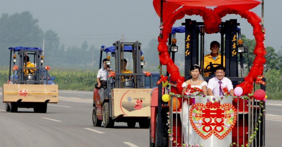 Casamento na China