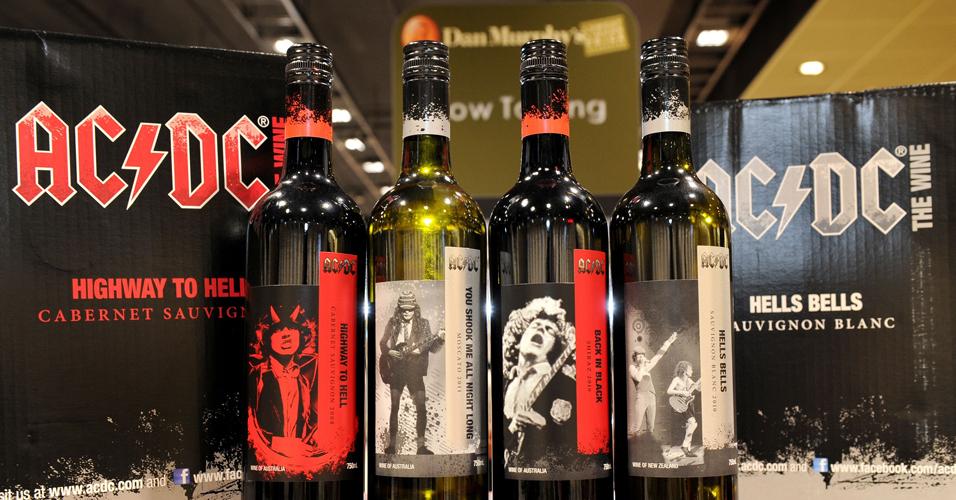 Vinho AC/DC
