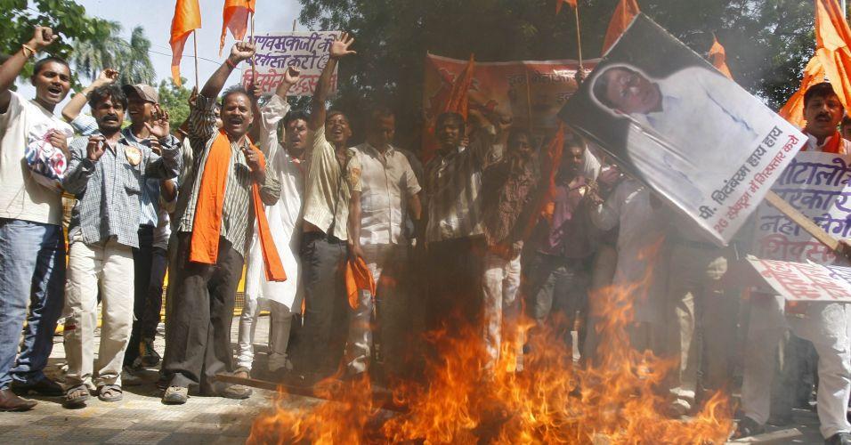 Indianos contra corrupção