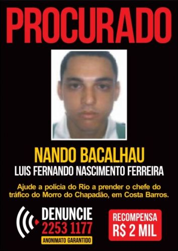 Nando Bacalhau