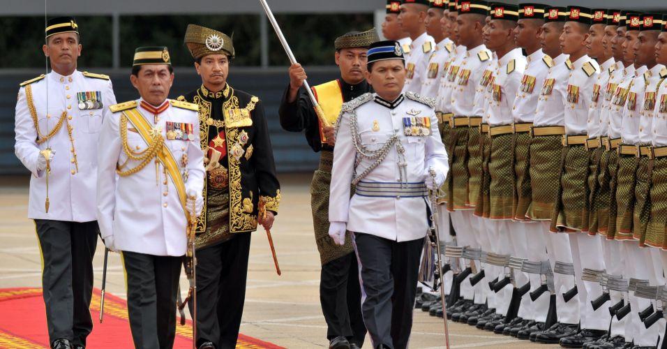 Rei da Malásia