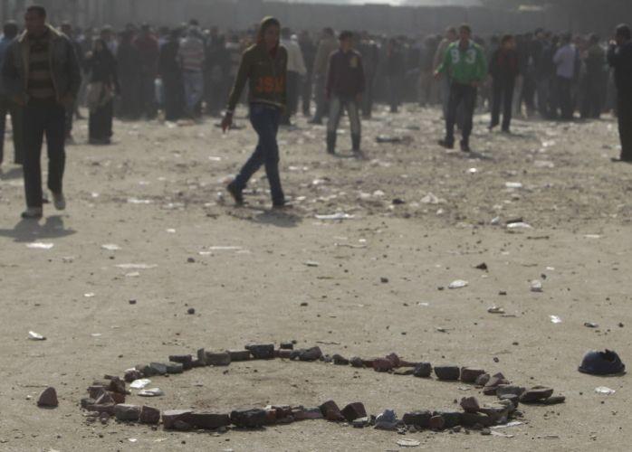 Egípcios mantêm a ternura