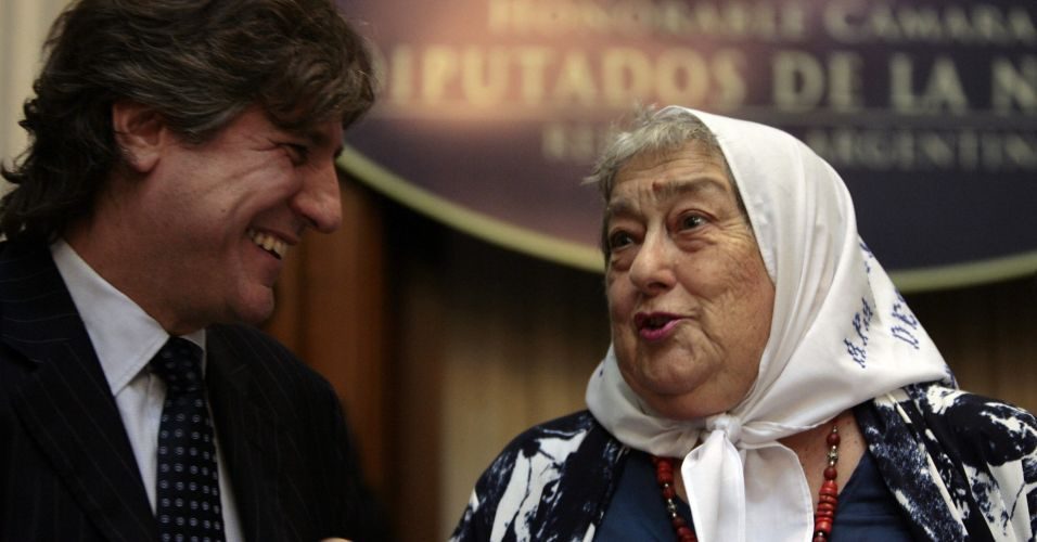 Repressão na Argentina