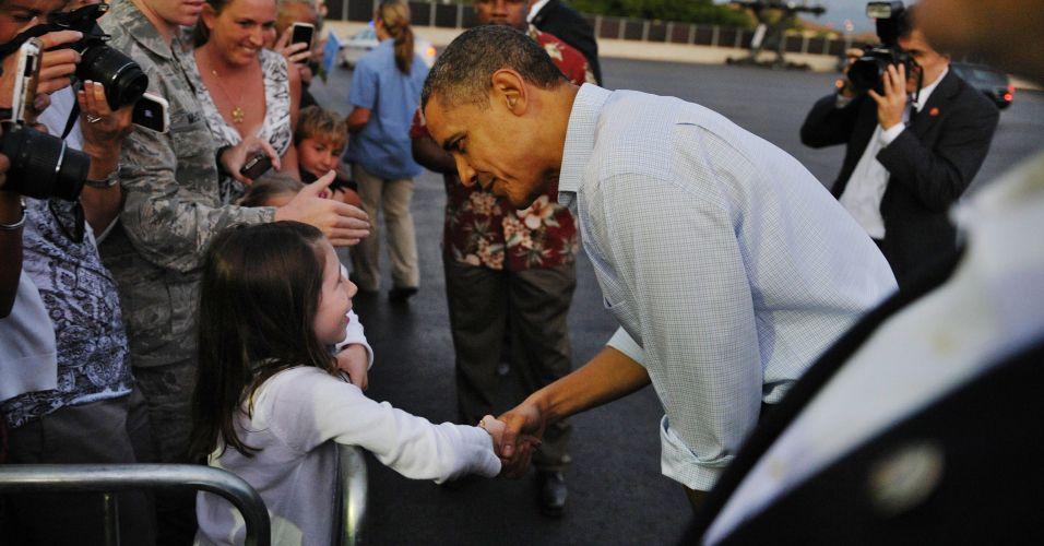Férias de Obama