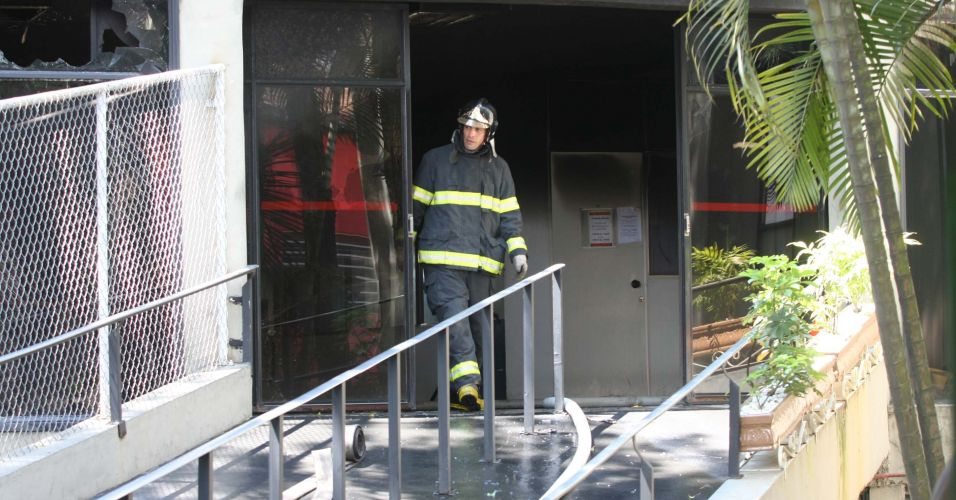 Incêndio em São Bernardo