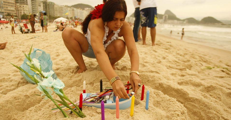 Oferendas no Rio