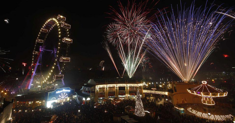 Ano Novo na Áustria