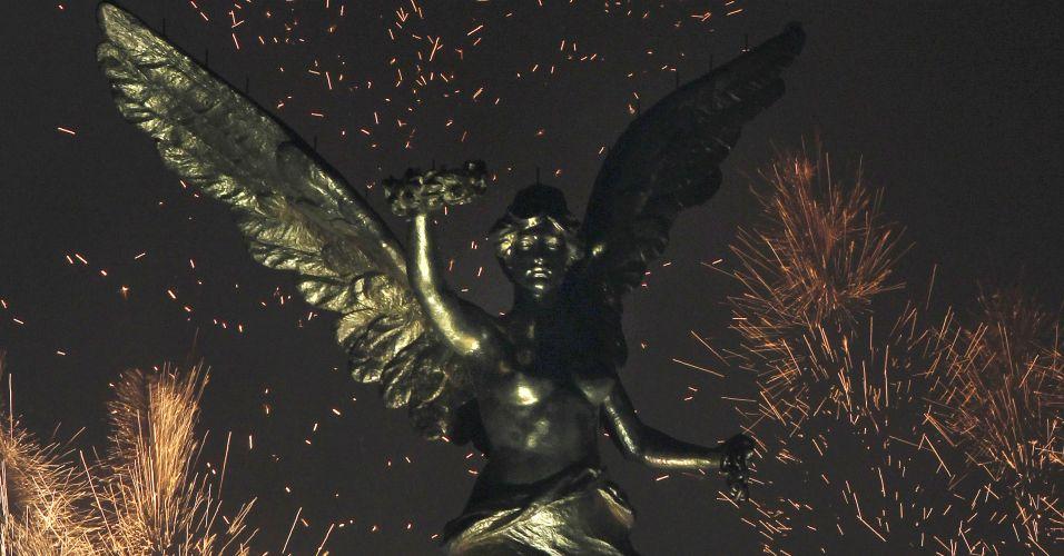 Ano Novo no México