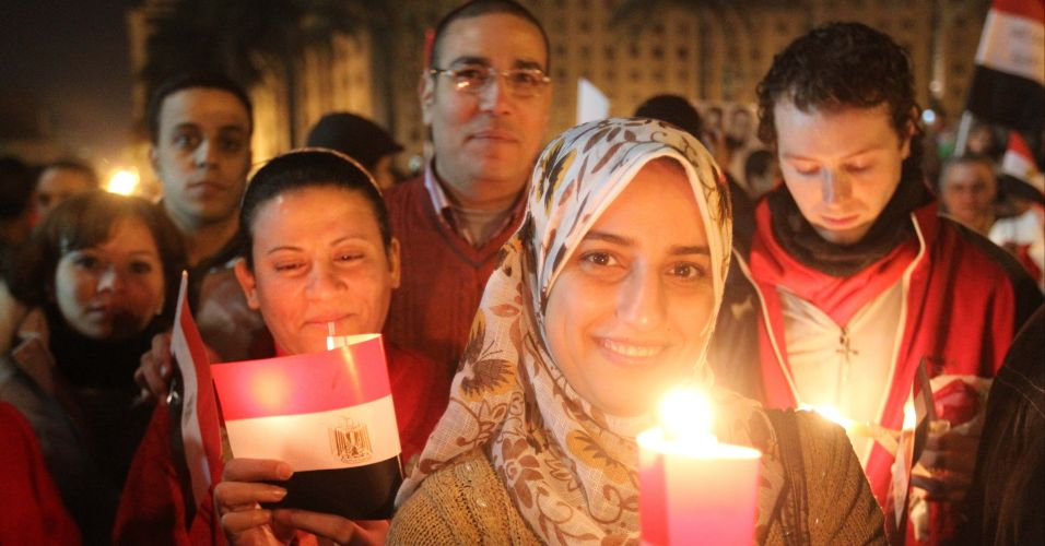 Ano Novo no Egito