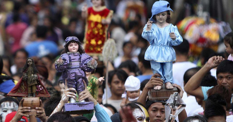 Festa nas Filipinas