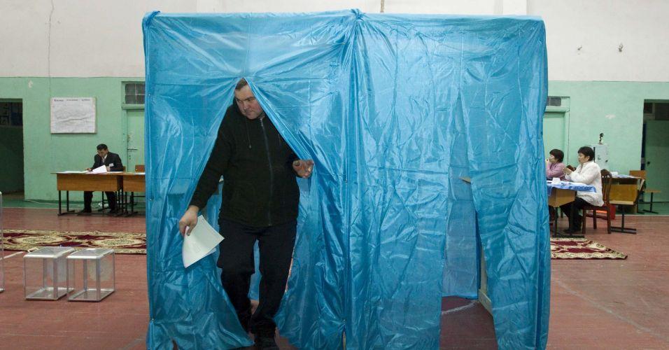 Eleições no Casaquistão