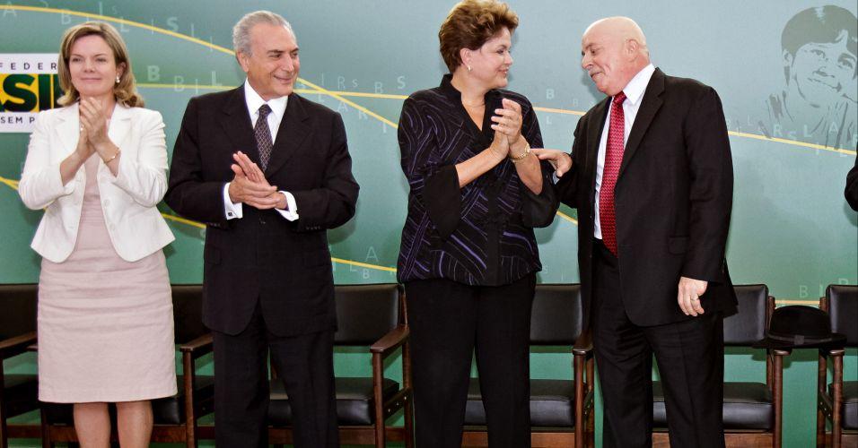 Posse em Brasília