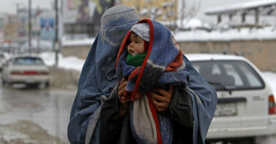 Frio no Afeganistão