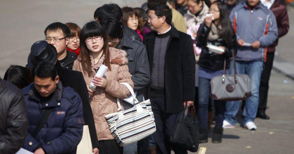Emprego na China