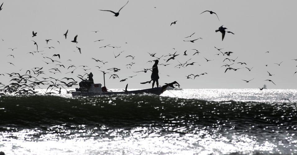 Pesca nos Emirados