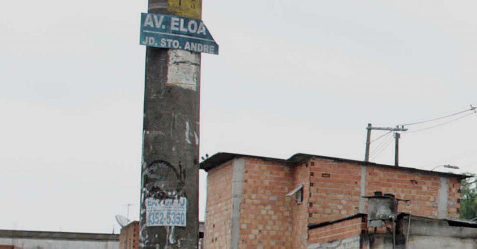 Avenida homenageia Eloá