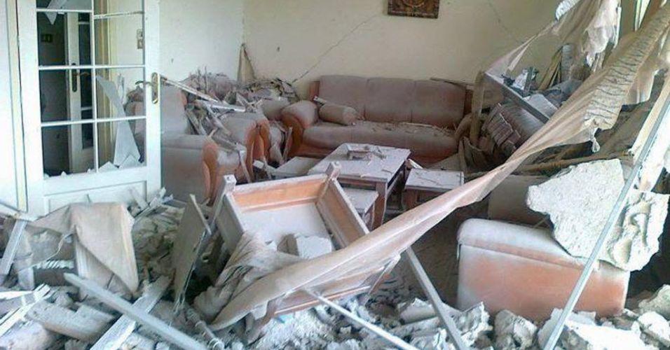 Violência na Síria