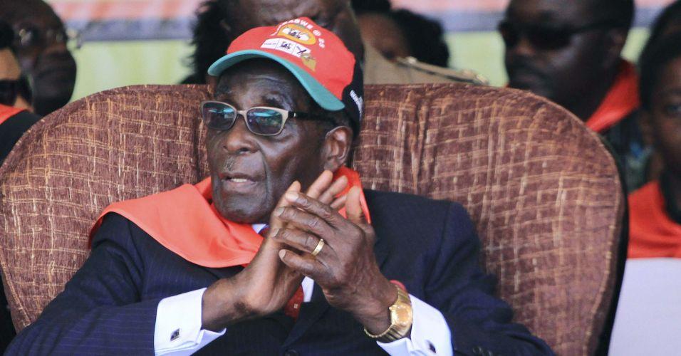 Aniversário de Mugabe