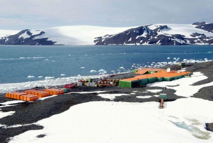 Estação Comandante Ferraz (Antártida)