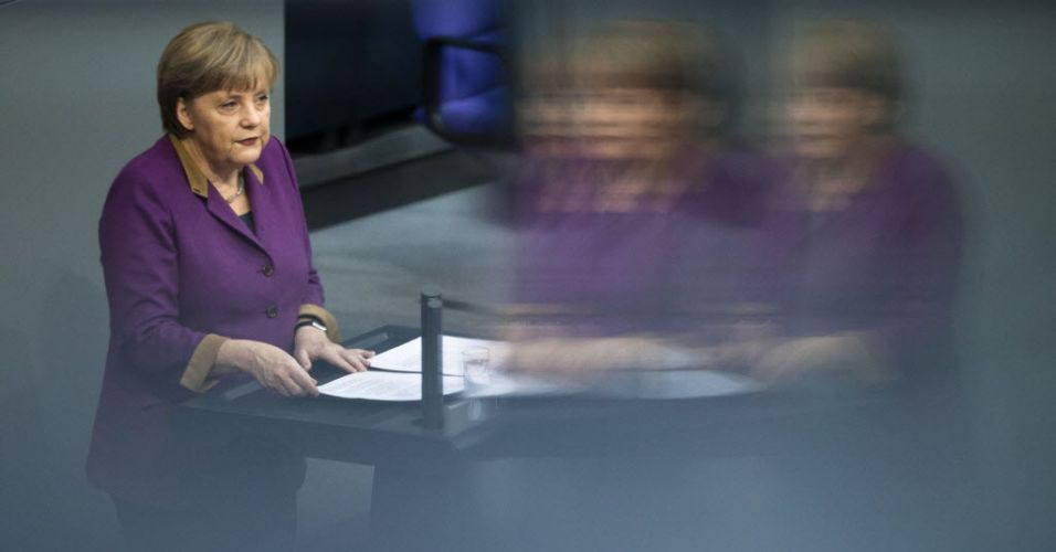 Angela Merkel (Alemanha)