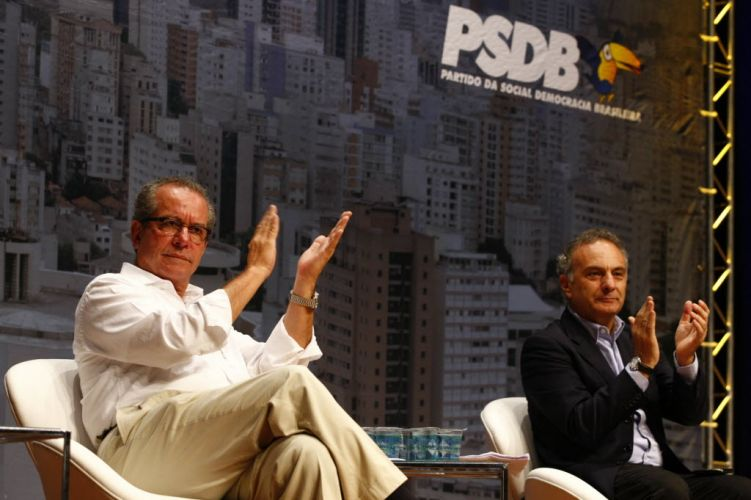 Debate do PSDB (SP)