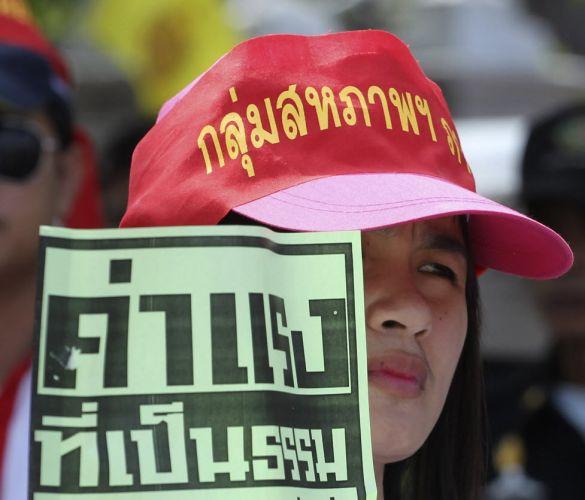 Reajuste na Tailândia