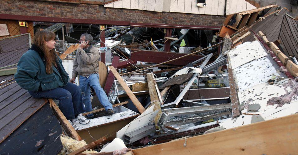 Tornado nos EUA