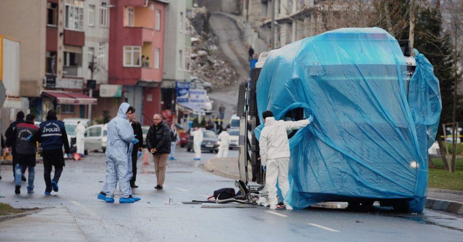 Bomba na Turquia