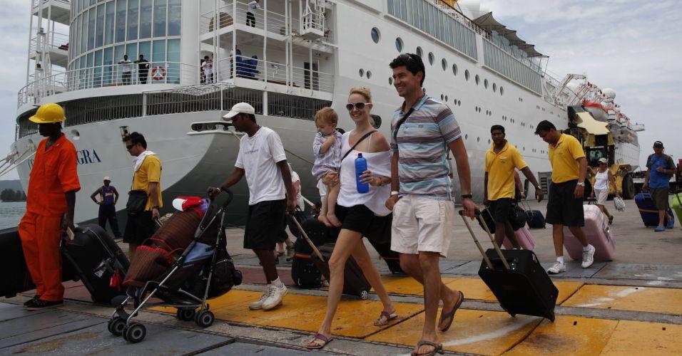 Navio à deriva (Seychelles)