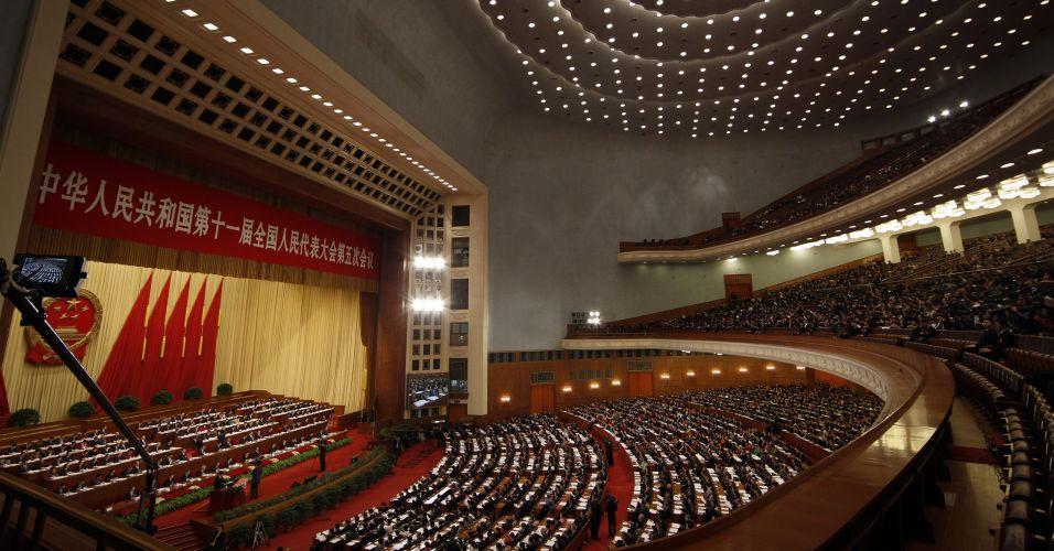 Congresso na China