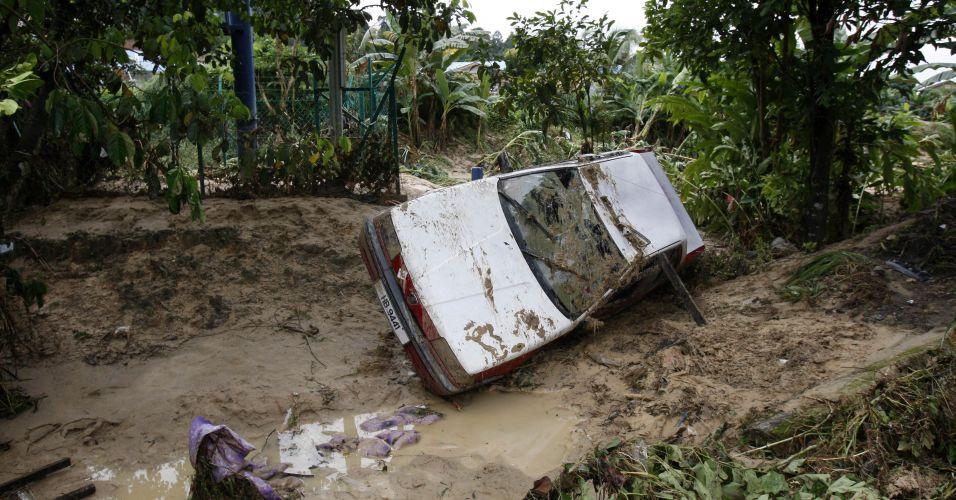 Inundação na Malásia