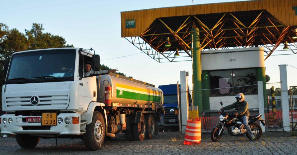 Combustível em SP