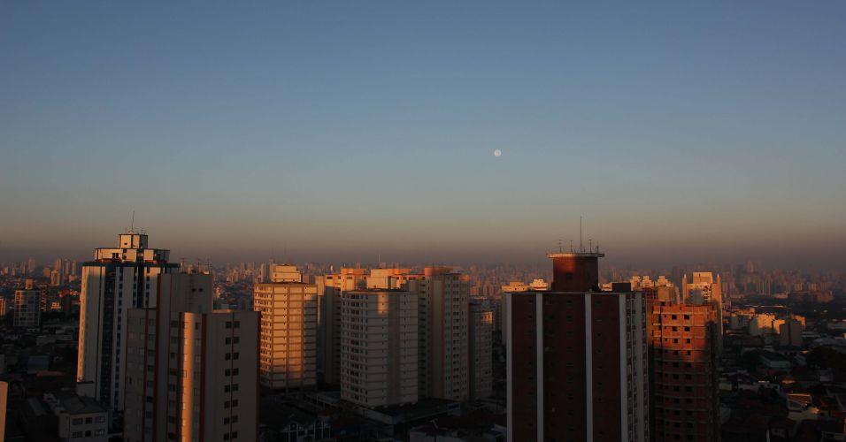 Tempo bom em São Paulo