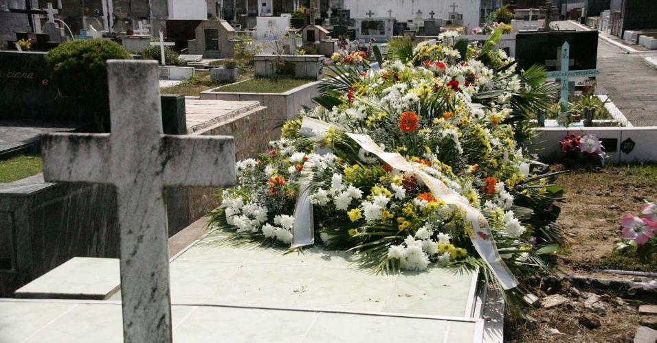 Enterro ex-secretário do Guarujá