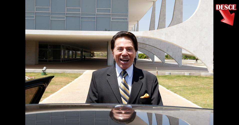 Silvio Santos - Após a constatação de uma fraude e prejuízos de cerca de R$ 4 bilhões no PanAmericano, Silvio Santos vendeu o banco ao BTG Pactual. Em novembro, o apresentador perdeu, na Justiça, o direito de tocar o famoso jingle