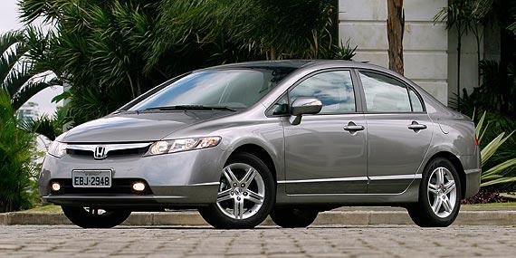 Perfect Civic EXS Flex Automático é A Versão Mais Cara, R$ 85.235, Do Sedã Mais  Vendido Do País