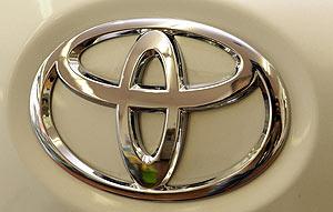Maior montadora do mundo, Toyota sente impacto da crise