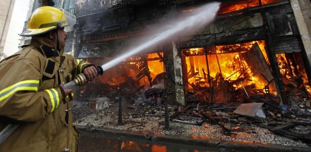 Veja como evitar incêndios observando cuidados básicos e a manutenção de equipamentos