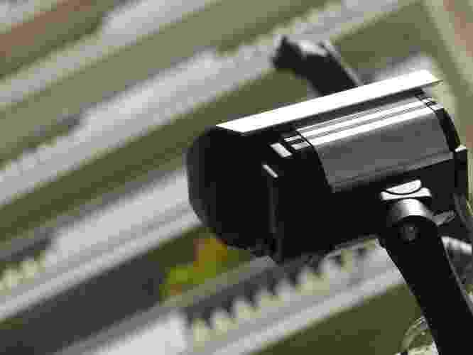 Câmera de segurança - Rivaldo Gomes/Folhapress