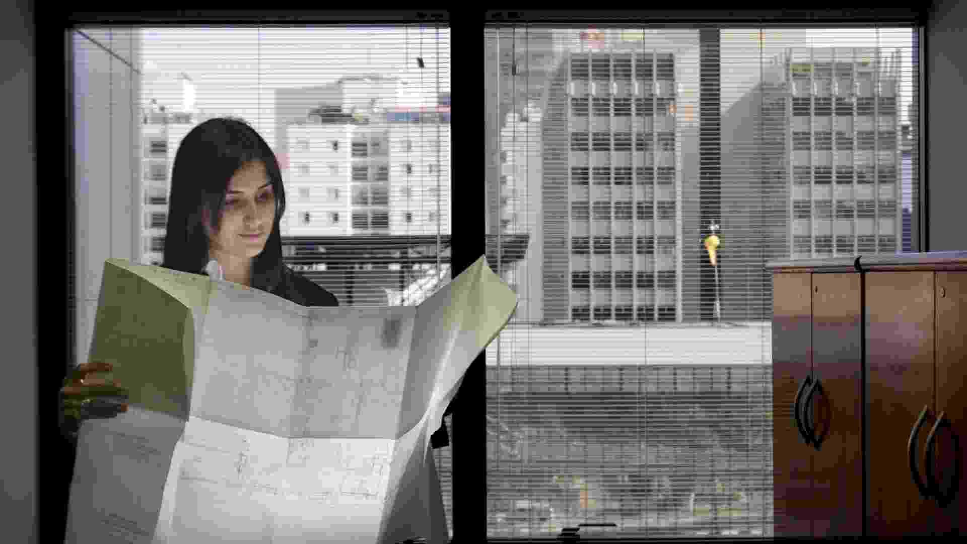 Arquiteta, profissão, emprego, mulher - Leonardo Wen/Folhapress