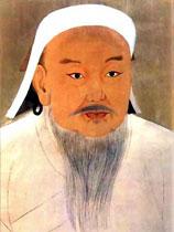 Estrategista, Gêngis Khan usava a cavalaria como hoje se usam os carros blindados