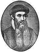Johannes Gutenberg criou a empresa <i>Fábrica de Livros</i>