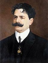 Afrânio Peixoto, autor de romances regionalistas, foi criticado pelos autores do modernismo