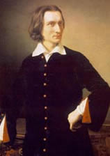 O compositor húngaro foi considerado o maior pianista do século 19